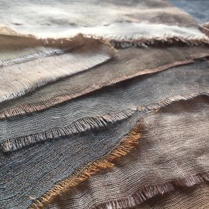 Turkish Linen with Copper